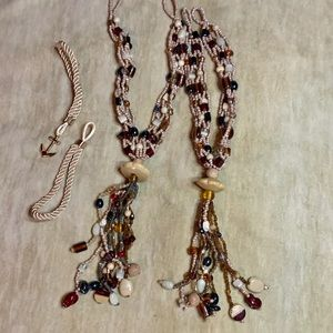 Pair of Fine Quality Curtain Tie Backs